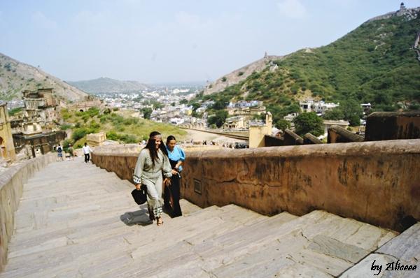 fortul-amer-Jaipur-obiectiv-turistic