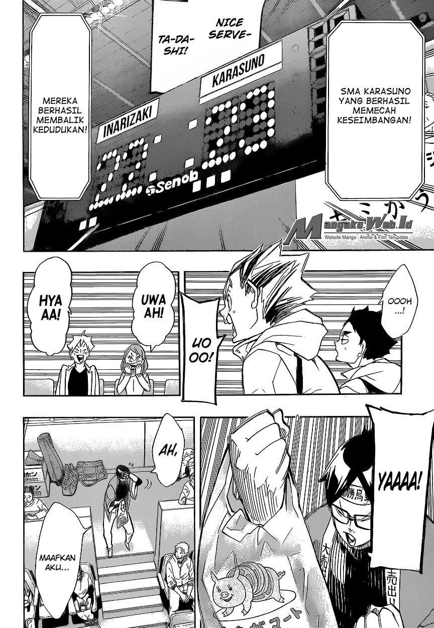 Haikyuu Chapter 260-10