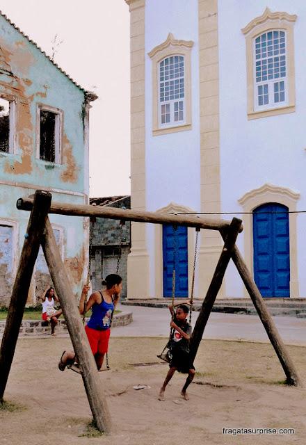 Centro Histórico de Itaparica, Bahia