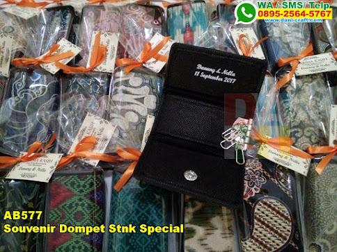 Grosir Souvenir Dompet Stnk Special