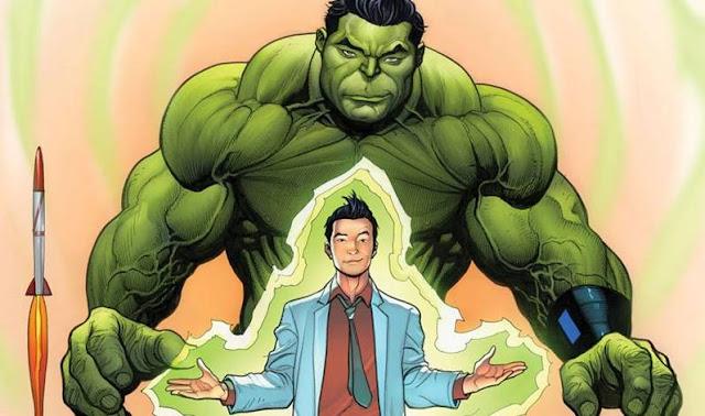 superhero marvel tercerdas terpintar