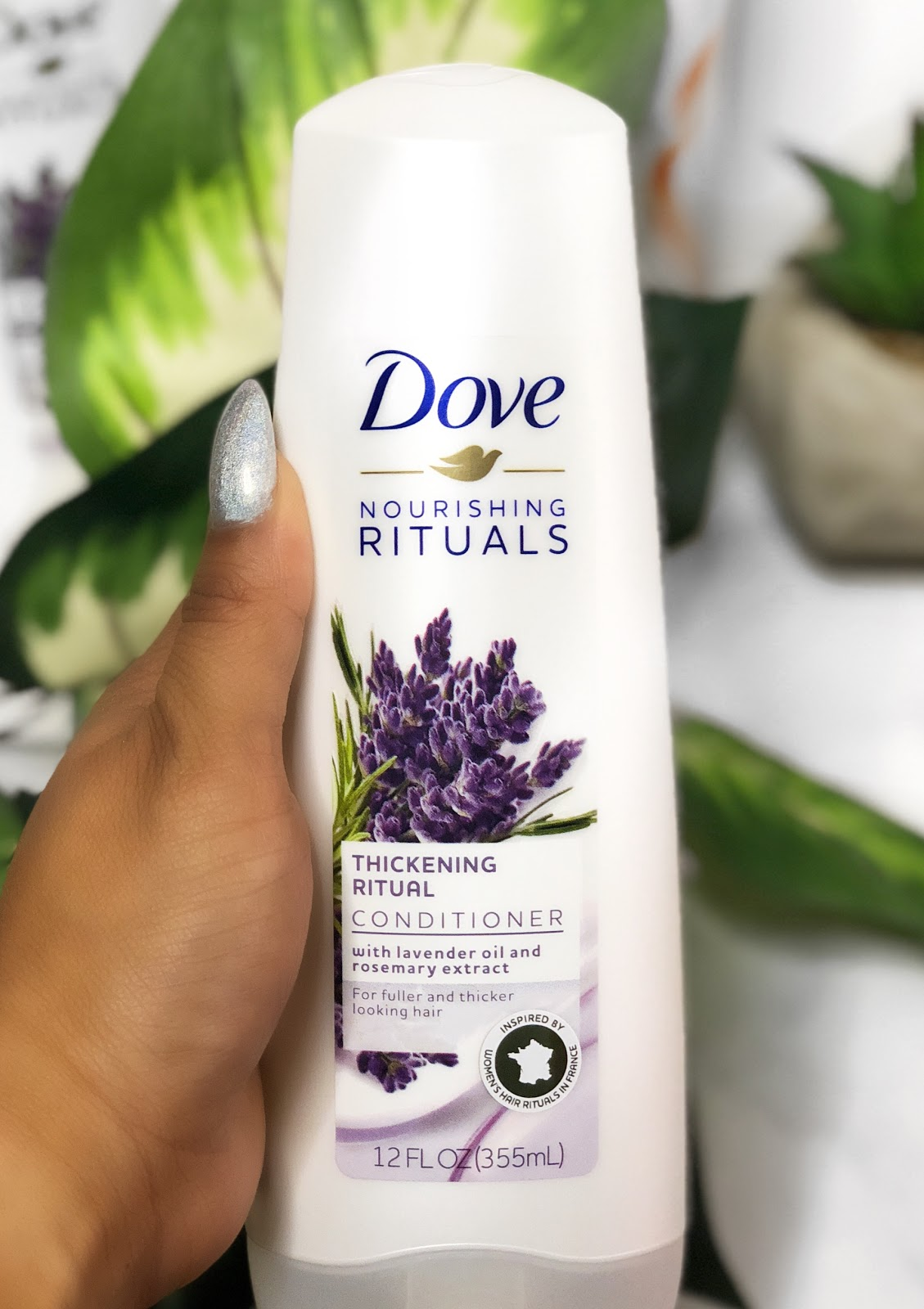 Dove Nourishing Rituals Hair Care