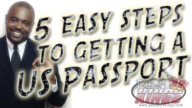 Get your US Passport in 5 easy steps. Passport Kings