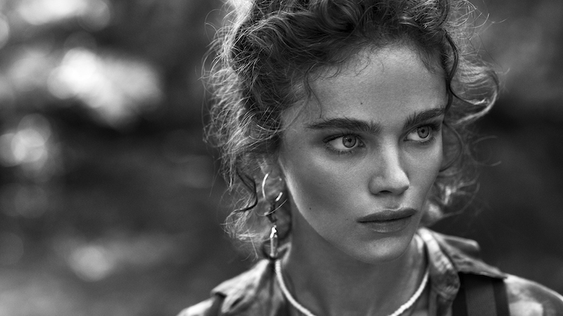 jena goldsack by tomas de la fuente for telva may 2016