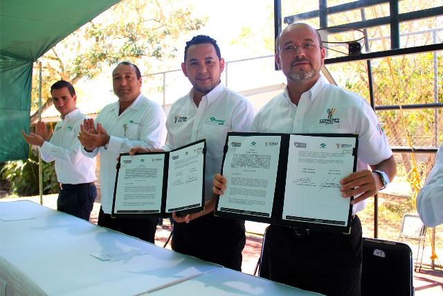 Escudo Yucatán inicia actividades en el Conalep