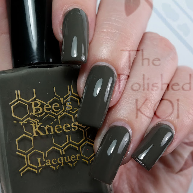 Bee's Knees Lacquer - Mutants and Ash