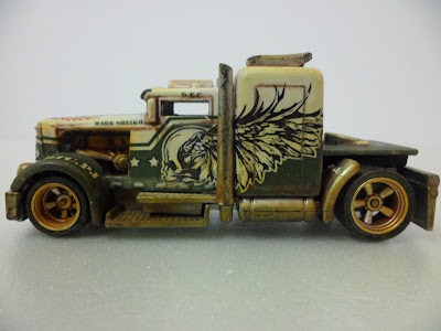 markSheikh blogspot com: Hot Wheels Convoy Custom