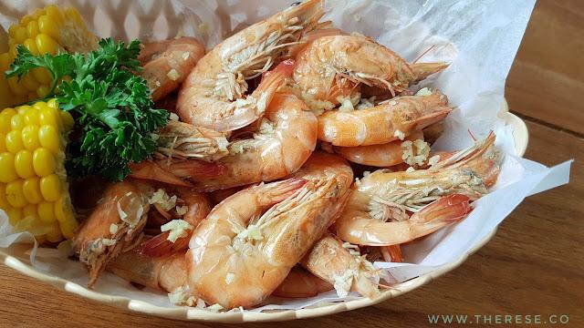 RD Crabshack's Steamed Shrimp 1