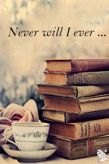 Never will I ever : Logo