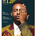 Singer Adekunle Gold is dashing on the cover of Guardian Life magazine
