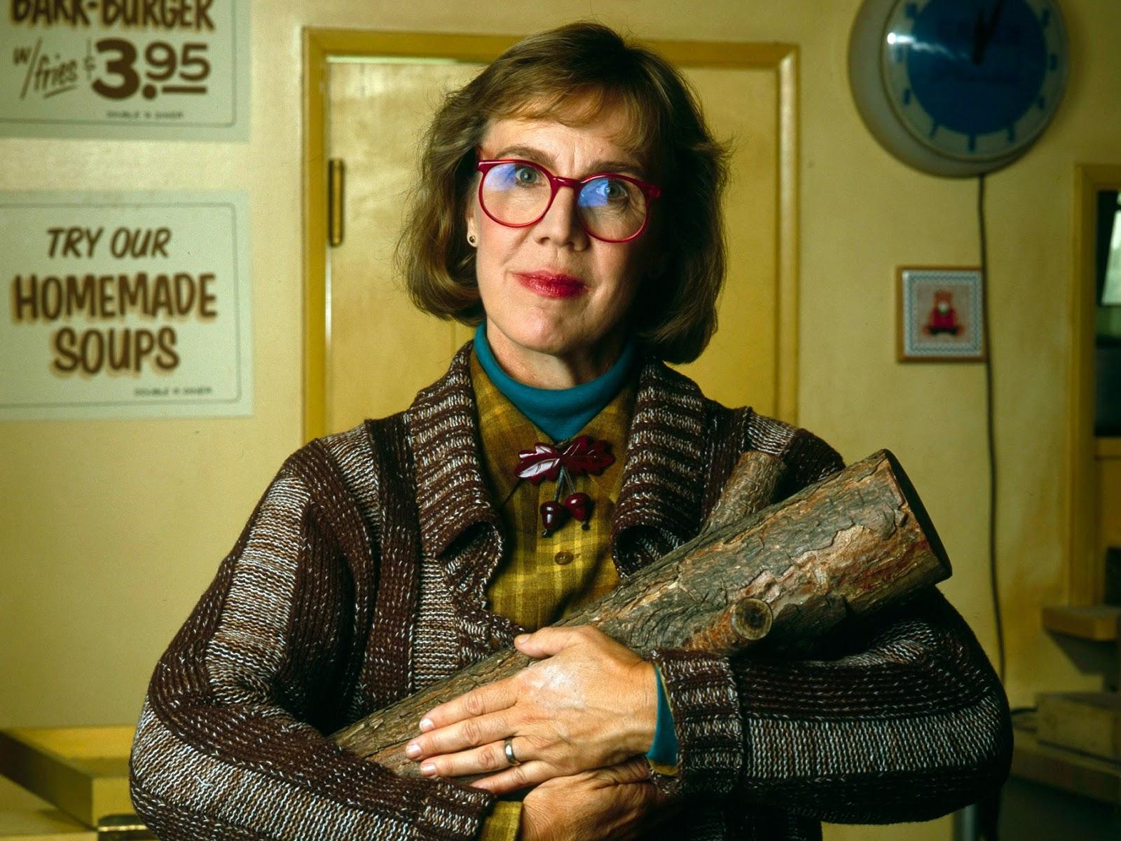 La señora del leño de 'Twin Peaks'