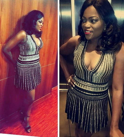 funke akindele birthday party london