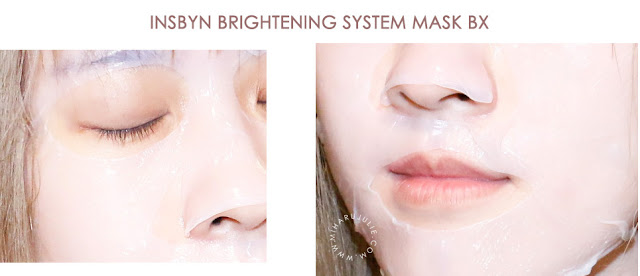 cHARIS-VITA BRIGHTENING System Mask BX
