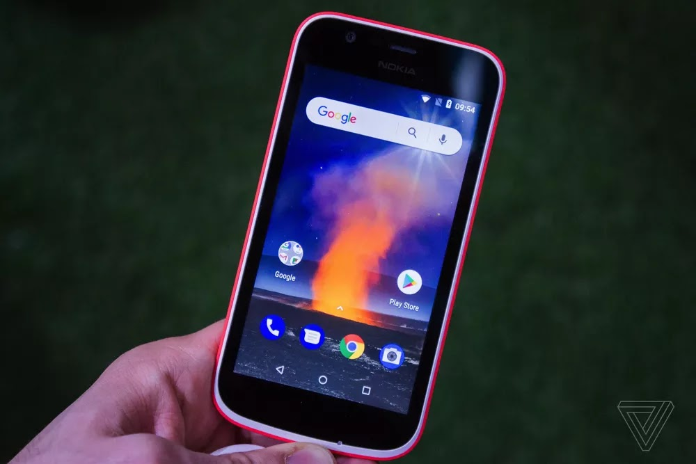 An Android Go Smart Phone