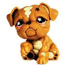 Littlest Pet Shop Singles Bulldog (#607) Pet