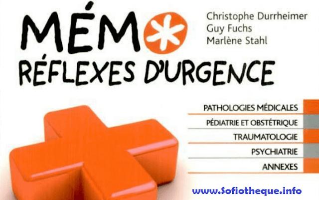 Télécharger Médimémo des Réflexes d'urgence livre PDF