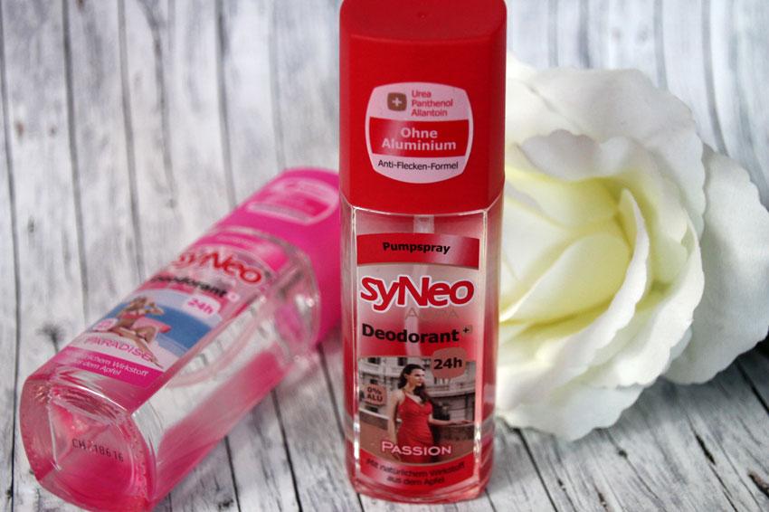 bloody testet syneo aura deodorant pumpspray in den. Black Bedroom Furniture Sets. Home Design Ideas