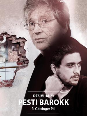 Dés Mihály: Pesti barokk