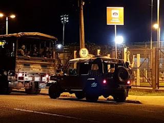 MS - Exército vai às ruas em operação contra armas e explosivos furtados