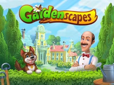 Gardenscapes screenshot 4