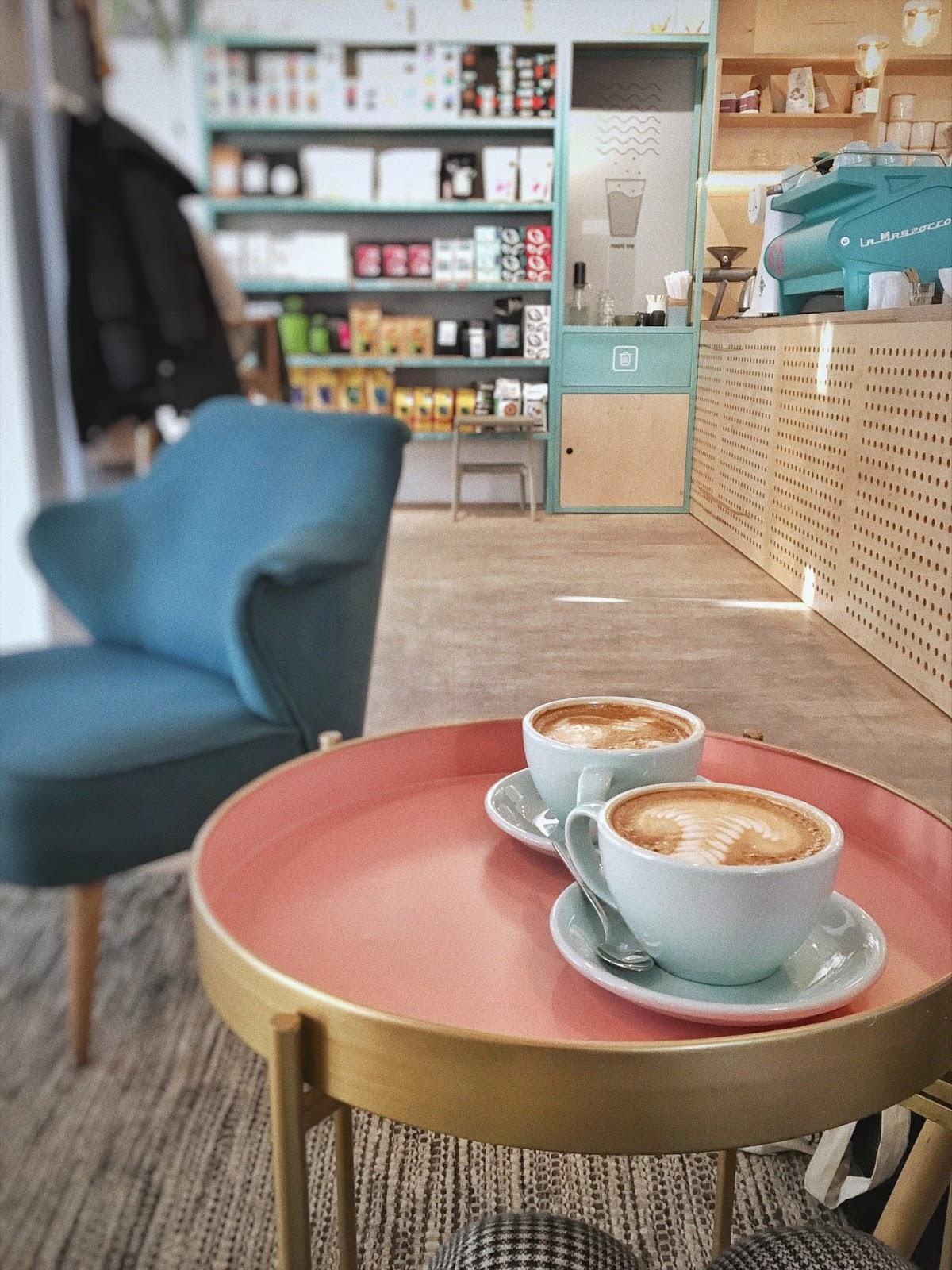 Coffeedesk Varšuva