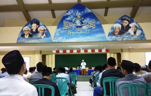 Ketua PCNU Kediri: Ponpes Lirboyo Pencetak Kader NU Terbaik