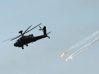 Spotlight :  Government clears purchase of six Apache attack helicopters in Rs 4,168-cr deal