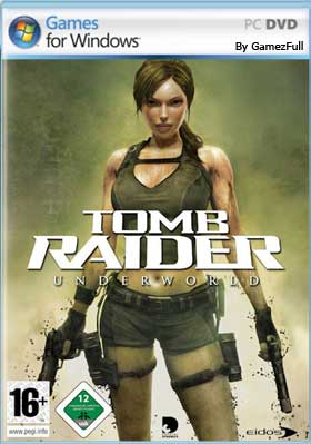 Tomb Raider Underworld PC [Full] Español [MEGA]
