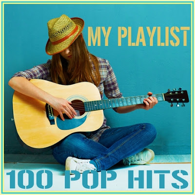 Vários - My Playlist 100 Pop Hits