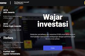 Profit 1 Juta Setiap Hari Dari Binomo Indonesia