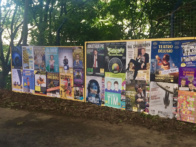 Edinburgh Fringe Posters Pleasance