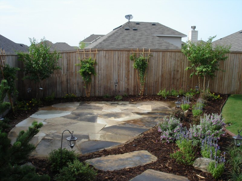Backyard Landscaping Ideas - Garden Edging Ideas on Affordable Backyard Ideas id=51879