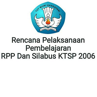 RPP Dan Silabus SD Kelas 5 Kurikulum KTSP Terbaru Lengkap