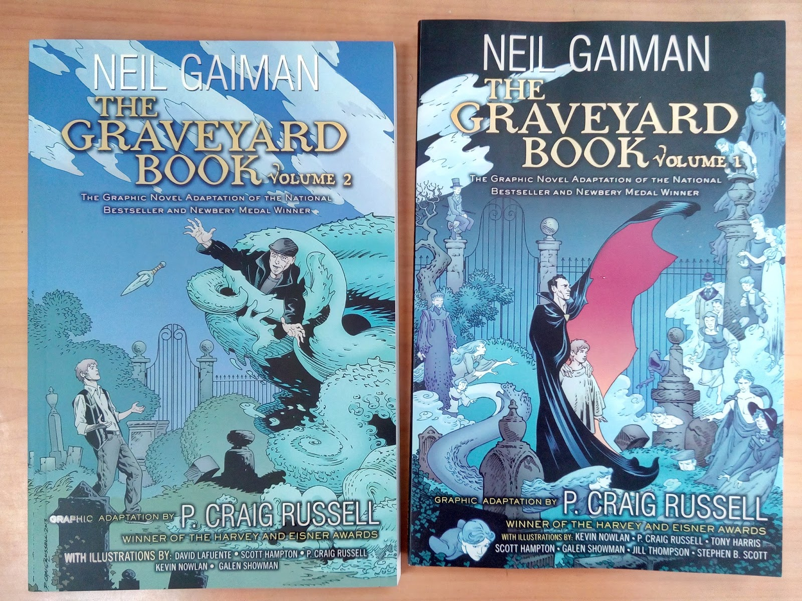 The Graveyard Book Questions and Answers