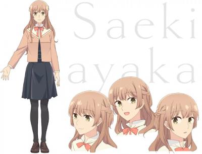 Ai Kayano como Sayaka Saeki