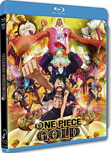 One Piece Gold Blu-ray