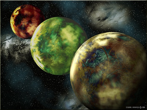 Kesejajaran Planet