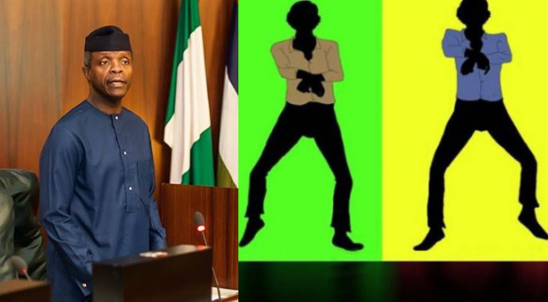 We Are Learning 'Shaku Shaku' Dance Steps For Our Campaign – Osinbajo