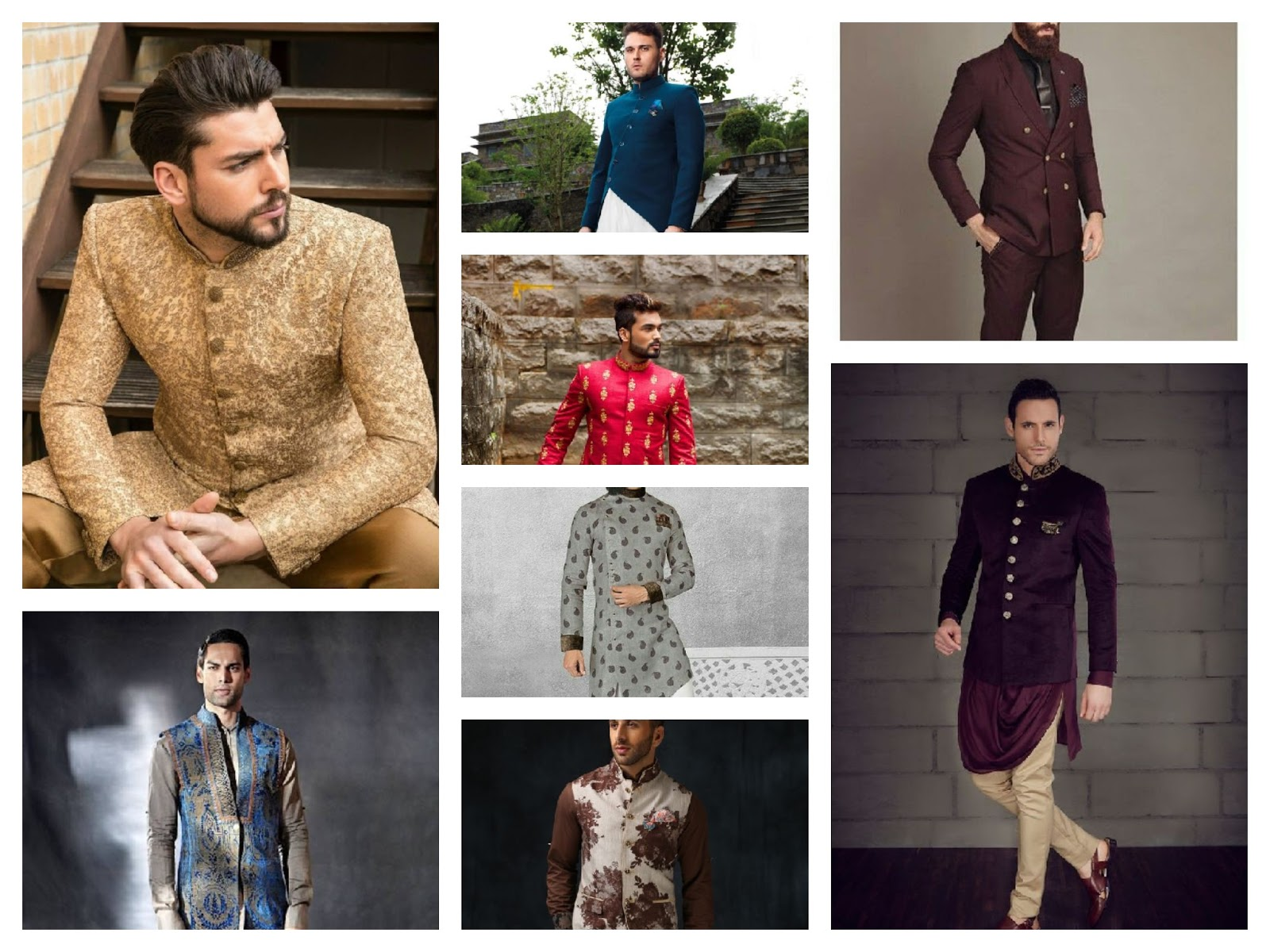 9e18e8c96e What To Wear An Indian Wedding As A Male Guest? Latest Styles Of 2018-2019