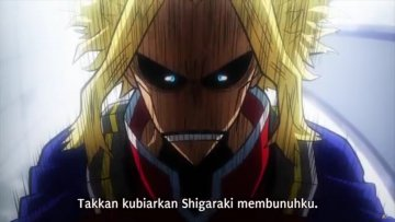 Boku no Hero Academia S3 Episode 22 Subtitle Indonesia