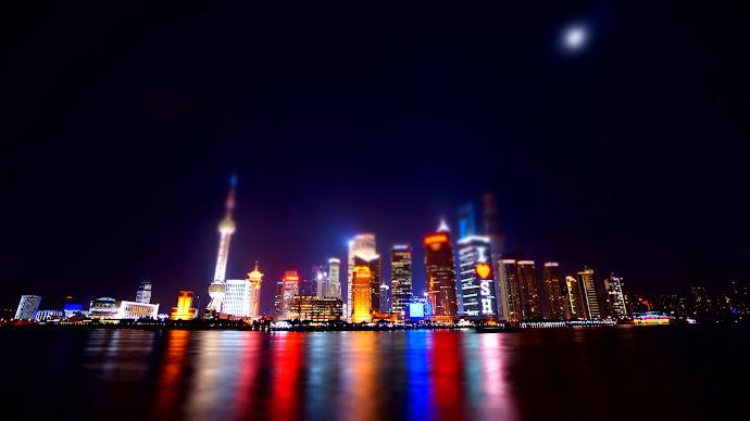 Wallpaper: Shanghai Nights