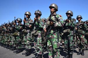 Penerimaan TNI AD tahun 2018