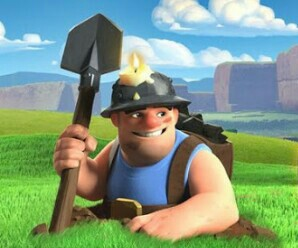 Pasukan Baru Miner Coc