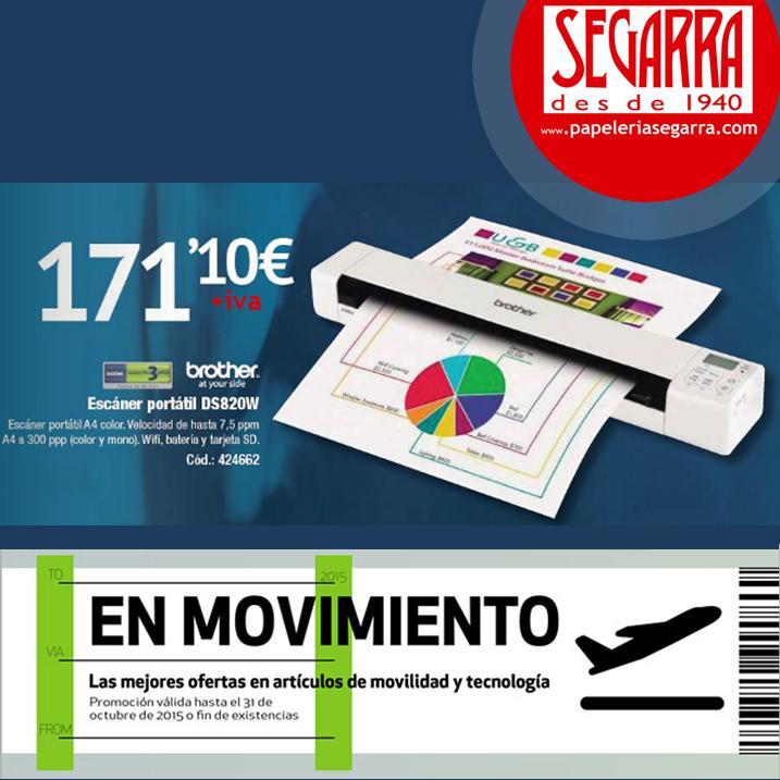 Ofertas material de oficina octubre 2015 for Material oficina barcelona