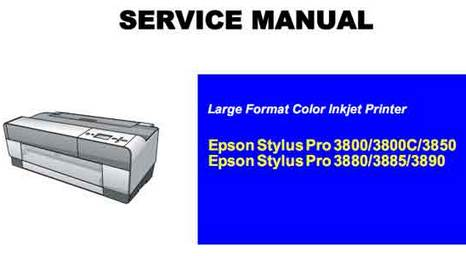Epson Pro 3880 Resetter Download