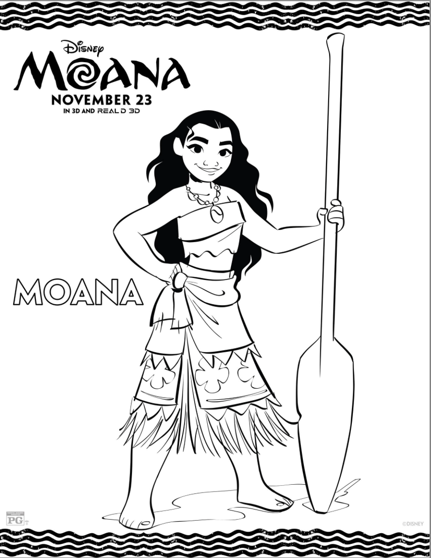 woven by words disney u0027s moana coloring sheets