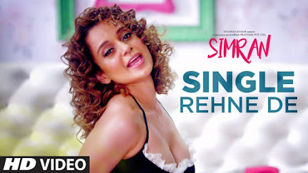 Single Rehne De - Simran (2017)