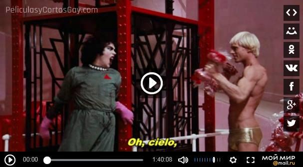 CLIC PARA VER VIDEO The Rocky Horror Picture - PELICULA - 1975