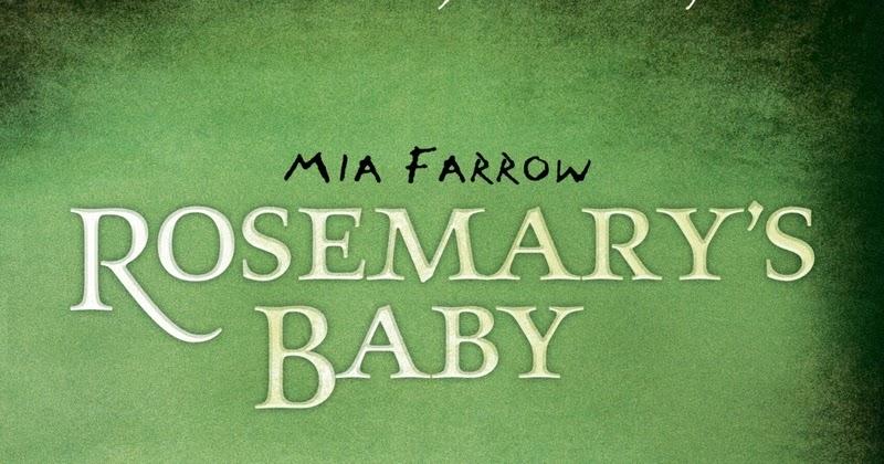 Cinema e teatro  ROSEMARY S BABY - Roman Polanski 5a736972c3d