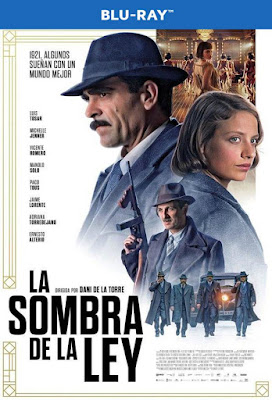 La Sombra De La Ley 2018 BD50 Spanish